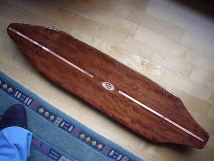 longboard lackieren